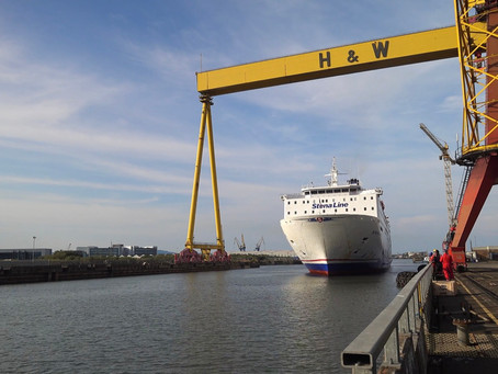 Stena Line supports local industry in NI with multi-ship docking programme