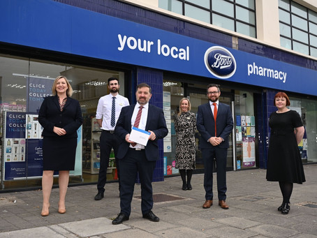 Pharmacy Collect Service launches for free rapid COVID-19 tests