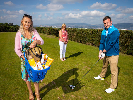 Tee Off for Summer with Action Cancer's Safe Sun Campaign