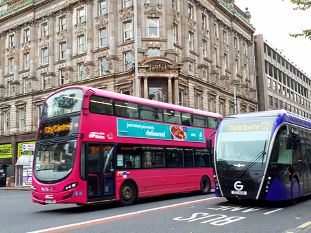 Swann and Mallon welcome testing programme for Translink staff