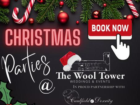 PROMO | Christmas Parties at the stunning Wool Tower
