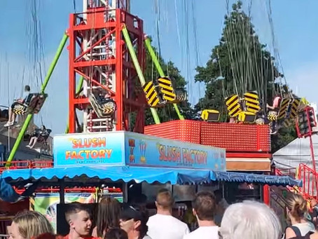 PLANET FUN   Incident caused by teenagers and event to go ahead