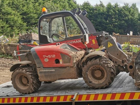 Man arrested and plant equipment recovered after major operation in Belfast