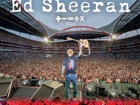 Ed Sheeran announces Belfast 2022 on '+ - = ÷ x' Tour