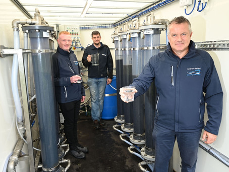 NI Water reveals 'rock solid' solution to high quality water
