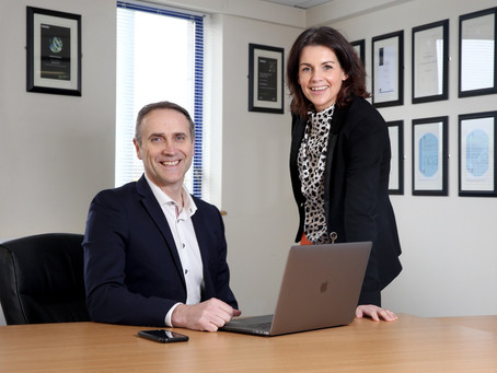 Antrim based Decision Time secures milestone contract with Scottish housing group Link