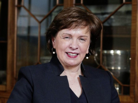 Northern Ireland Economy Minister Diane Dodds comments on Chancellor's Budget