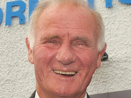 Mayor pays tribute to former Larne Councillor, Bobby McKee MBE