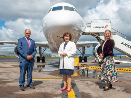 Air connectivity vital for economic recovery: Dodds