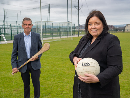 Communities Minister 'more determined than ever to deliver a new stadium at Casement Park'