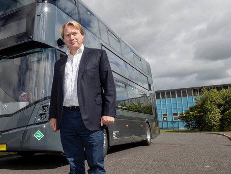 £1bn hydrogen investment fund launched by green entrepreneur Jo Bamford