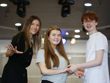 Musical Theatre College to open doors to find Northern Ireland's next West End stars!