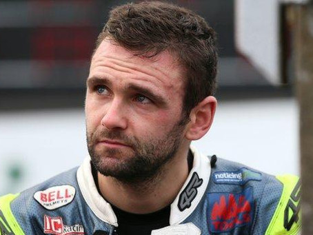 Planning application submitted for William Dunlop statue