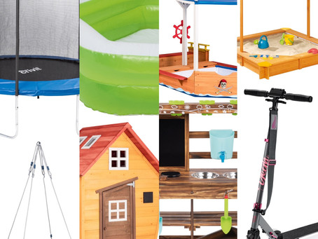 Lidl Northern Ireland gets set for summer with its new range of outdoor kid's toys from just £14.99