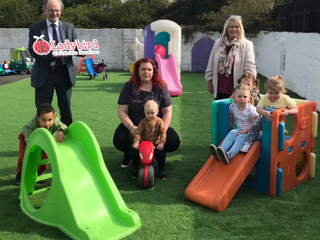 Weir provides additional Pathway funding for early years education