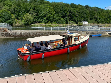 New boat trip sets sail for summer staycations
