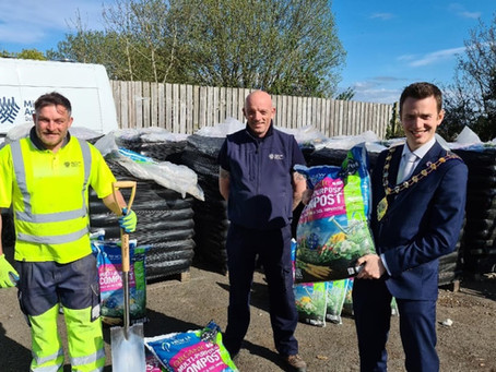 Mid and East Antrim's Compost Awareness Week!