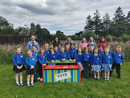 'Little Free Toybox' Launch at People's Park, first for Borough