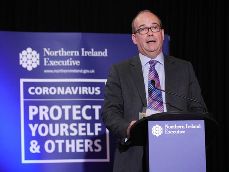 NI Chief Medical Officer | Don't think Leicester's lockdown couldn't happen here