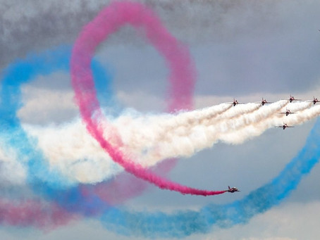 New location and dates approved for Causeway Airshow