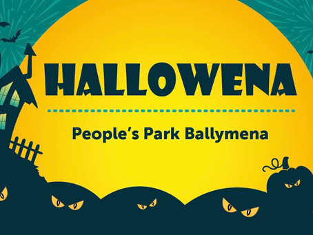 Hallowena in Ballymena - spooktacular free event planned