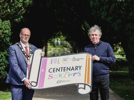 Antrim & Newtownabbey Council reveals Northern Ireland Centenary Commemorative Programme