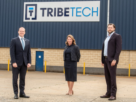 County Antrim | 120 new jobs by Australian drill rig manufacturer, Tribe Technology