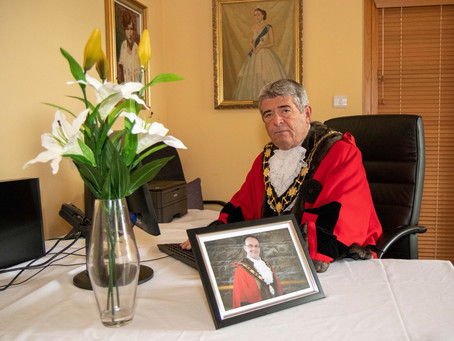 Antrim & Newtownabbey Council tribute to 'very proud Rathcoole champion'