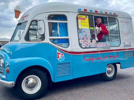 First person from Northern Ireland wins Ice Cream Van of the Year