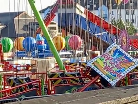 Police appeal for witnesses to come forward in connection with funfair incident in Carrickfergus
