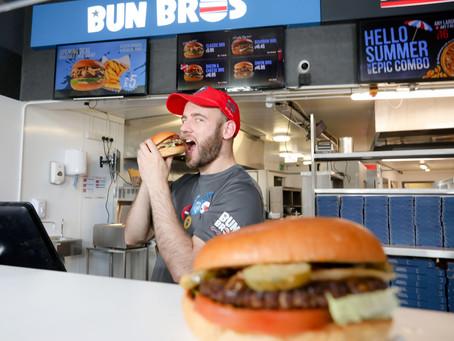 BUN BROS | New burger chain opens first NI store in Coleraine