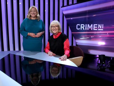 TV |  Brand new monthly Crime NI launches