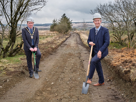 Poots announces £500k investment to boost rural tourism in Mid Ulster