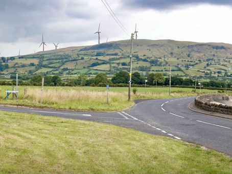 Anger and strong opposition from local community over wind farm proposal for Carnlough
