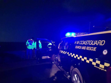 Major Search and Rescue commences for lone fisherman