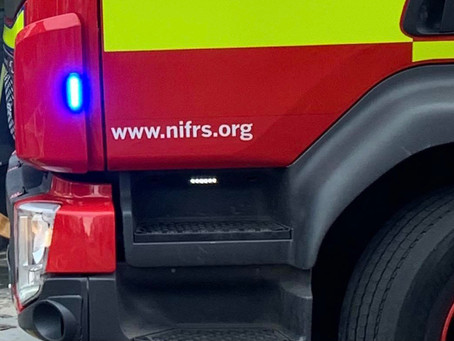 Students sent home as NIFRS deal with fire at NRC Ballymena