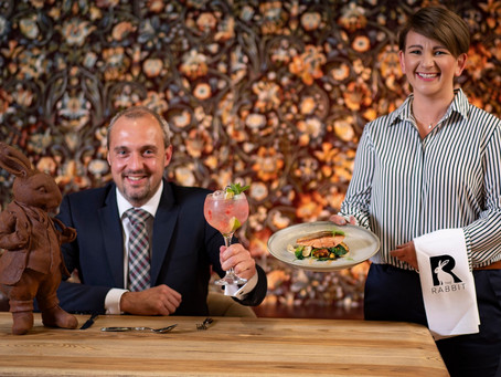 Hop to it… The Rabbit Bar & Restaurant Opens with Enchanting New Dining Experience