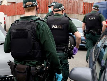 OPERATION VENETIC | PSNI smash NI criminal networks in international response