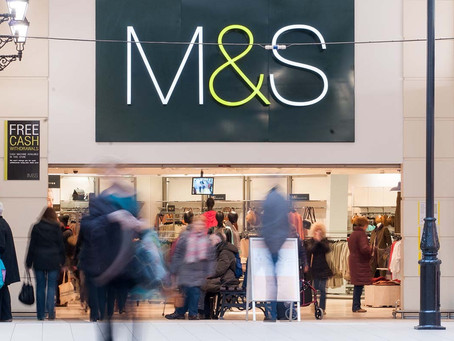 Team effort at M&S Ballymena as £8,096 raised for NHS Charities Together