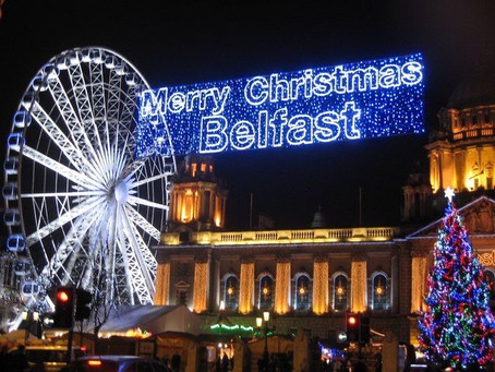 Belfast City Council to replace traditional Christmas lights switch on this year