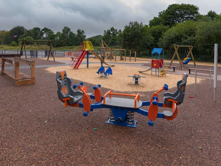 Get ready to play safe and stay safe as play parks reopen this Friday, 10 July!