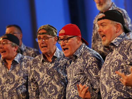 Leading NI choir festival scales up with launch of global Virtual Choral Trail