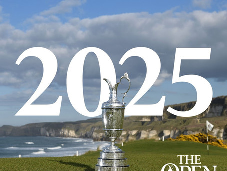 Royal Portrush to host The 153rd Open | Return to Northern Ireland confirmed for 2025