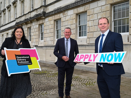 New Civil Service Operational Delivery Apprenticeship scheme launched