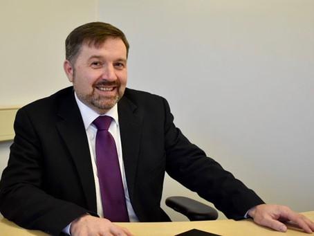 Health Minister Robin Swann praises vaccine take-up initiatives