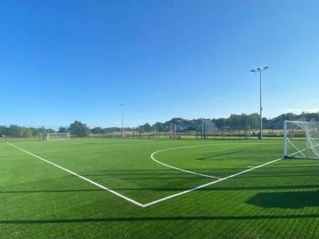 Mid and East Antrim continue to raise game with new multi-use sports arenas