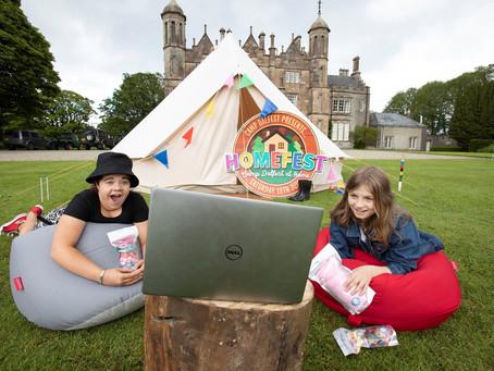 Stars align to support live online festival from Glenarm Castle