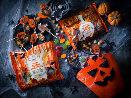Trick or Treat… M&S does Halloween like you've never seen