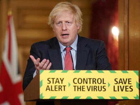 Statement from PM Boris Johnson | Coronavirus in the UK