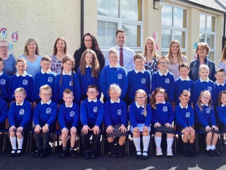 'Carnalbanagh Primary can move into the history books with its head held high'